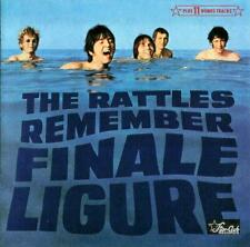 "RATTLES  "" Remember Finale Ligure + 11 ""  Star-Club CD"