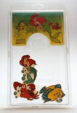 Magnet Petite Sirène (La) Set de 3 magnets, La Petite Sirène, Disney