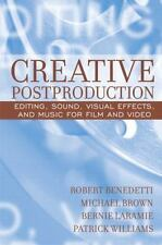 Creative Postproduction: Editing, Sound, Visual Effects, and Music for-ExLibrary