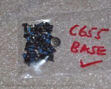"TOSHIBA Satellite C655, C655D 15.6"" Laptop Screws (for the Bottom Assembly)"