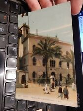 ALGIERS WINTER PALACE VGC  postcard x Middlemiss Family Collection Asquith Otley