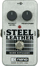 Electro-Harmonix Steel Leather Bass Expander - free shipping