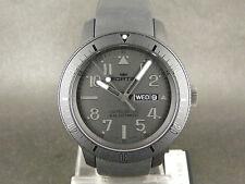 NIB SWISS Fortis B42 Cosmonauts 200m auto PVD titanium diver watch Limited Edit