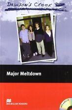 New, Dawson's Creek: Elementary: Major Meltdown (Macmillan Readers), Cornish, F.