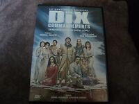 """DVD """"LES DIX COMMANDEMENTS - LA COMEDIE MUSICALE"""""""