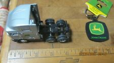 John Deere Ertl Collectible Grey Cab Over With A Key Ring