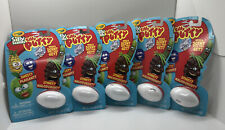 Lot of 5 Crayola Silly Putty Packs Silly Scents Sweet or Stinky