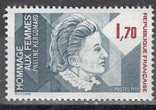FRANCE/France Nº 2491 ** PAULINE KERGOMARD
