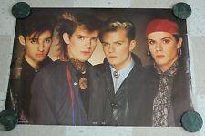 The Cult Dreamtime Uk Poster Original Vintage 34.75 x 24.25 1985