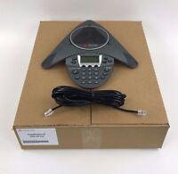 Polycom SoundStation IP 6000 SIP Conference Phone - PoE Bulk