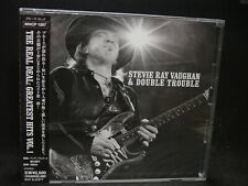 STEVIE RAY VAUGHN & DOUBLE TROUBLE The Real Deal: Greatest Hits Vol. 1 JAPAN CD