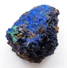 BLUE AZURITE Crystal Rough Mineral 9.4 grams #6713 - POTERYAEVSKOE MINE, RUSSIA