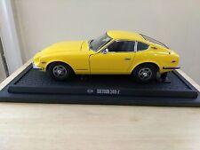 Kyosho Datsun 240Z 1:18 Yellow 08214Y