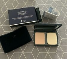 DIOR DIORSKIN FOREVER COMPACT FOUNDATION Flawless Perfection Fusion 010 IVORY