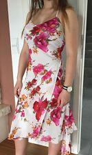Tolles Damen Sommer Kleid NEMO ital. Designer Gr. S 34/36