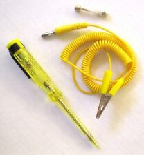 Simple Circuit Tester 6-24 Volt Electrical Automotive Test Light Probe Auto Tool
