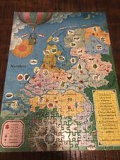 RAVENSBURGER 350 pc. Nederland Puzzle 1974 Otto Maier 623 5 9331 Complete