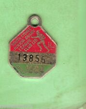 SOUTH SYDNEY JUNIOR  RUGBY LEAGUE  CLUB MEMBER BADGE 1984 #13856