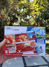Nintendo 3DS Pokemon 20th Anniversary Red & Blue Edition Console BRAND NEW