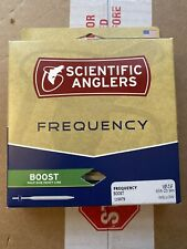 Scientific Anglers Frequency Boost Wf-7-F #7 Weight Fly Line 1/2 Size Heavy