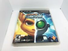 Ratchet and Clank A Crack in Time Sony Playstation 3 PS3 Complete