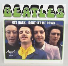 """BEATLES """"Get Back / Don't Let Me Down"""" 7"""" from 2019 Singles Box Set"""