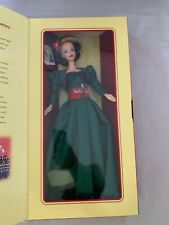 Holiday Sensation Barbie Hallmark 1998 Homecoming Collector Series 1940 Era Doll