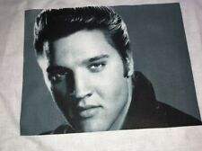 1 Elvis Presley Quilt Block Young King Of Rock N Roll SEWING FABRIC MOVIE