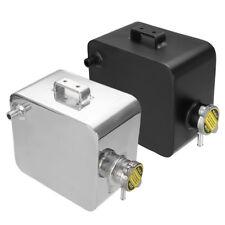 2.6L Aluminium Coolant Radiator Overflow Reservoir Recovery Water Tank Bottle Ca