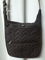 LUG Nylon Waterproof Crossbody Shoulder Bag Purse