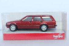Opel Rekord E  Caravan Herpa 1:87  rotmetallic