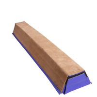 4' Sectional Gymnastics Floor Balance Beam Sports Skill Performance Training