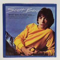 Vtg Scott Baio 1982 Audio Recording on Vinyl Rare Record Album Collectible RCA