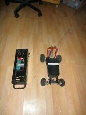 RC Auto Buggychassi / + Ansmann racing Verbrenner Nitro-car starterbox