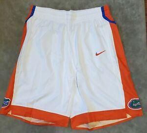 Florida Gators UF 2015-16 Game used Nike Basketball shorts size 42