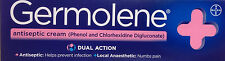 GERMOLENE Antiseptic Cream with Local Anaesthetic 30g**Free Post** Brand New