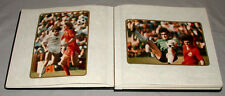 1975 Montreal International Football - Soccer Competitions Official Photo Album