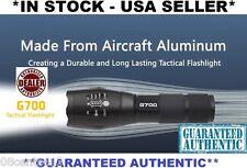 8000lm Guaranteed Genuine Lumitact G700 Tactical Flashlight Military Grade Torch