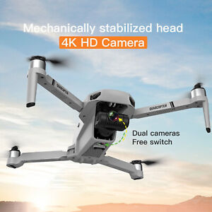2021 New KF102 Drone 8k Brushless Motor HD Camera GPS Quadcopter RC Drone
