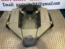 2014 MERCEDES BENZ W204 C63 AMG 6.2 PETROL ENGINE COVER WITH AIR FILTER BOX