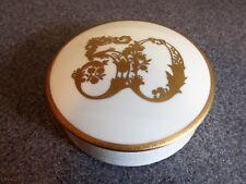 Mikasa Golden Anniversary Trinket Box L 5533