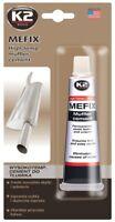 K2 Mefix Auspuffzement hochtemperatur Auspuff Reparatur Auspuffdichtmasse 140g