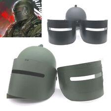 EVI Maska-1 Russian MVD bulletproof assault helmet Double Mask Green