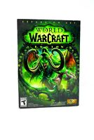 World of Warcraft Legion Expansion Set Standard Edition PC and Mac 2016 WoW