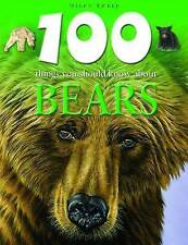 100 Things You Should Know About Bears (Paperback)