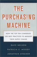 The Purchasing Machine: How the Top Ten Companies Use Best Practices-ExLibrary