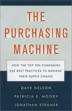 The Purchasing Machine: How the Top Ten Companies Use Best Practices to Manage T