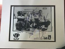 """""""No Doubt"""" Autographed Black And White Photo With COA"""
