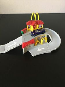 Hot Wheels McDonald's Drive-thru Playset