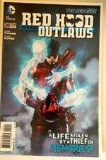 Red Hood and the Outlaws Issue 20 New 52 First Print NM